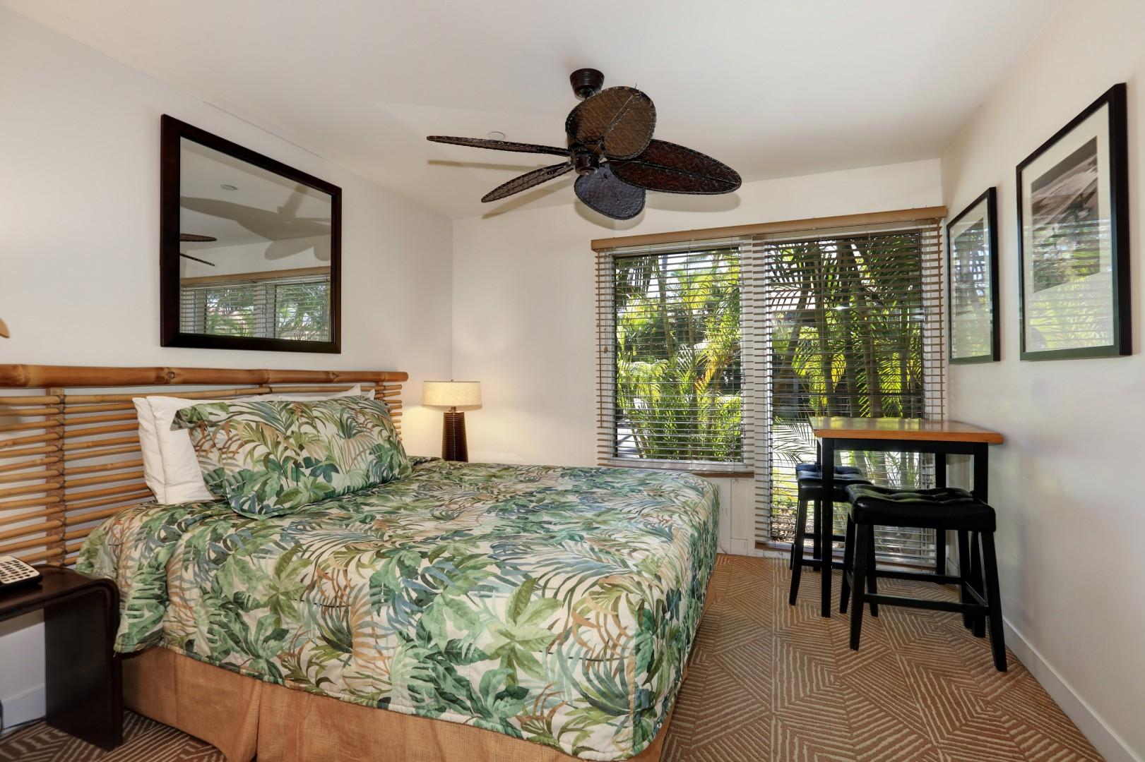 A bright and airy space for your vacation!