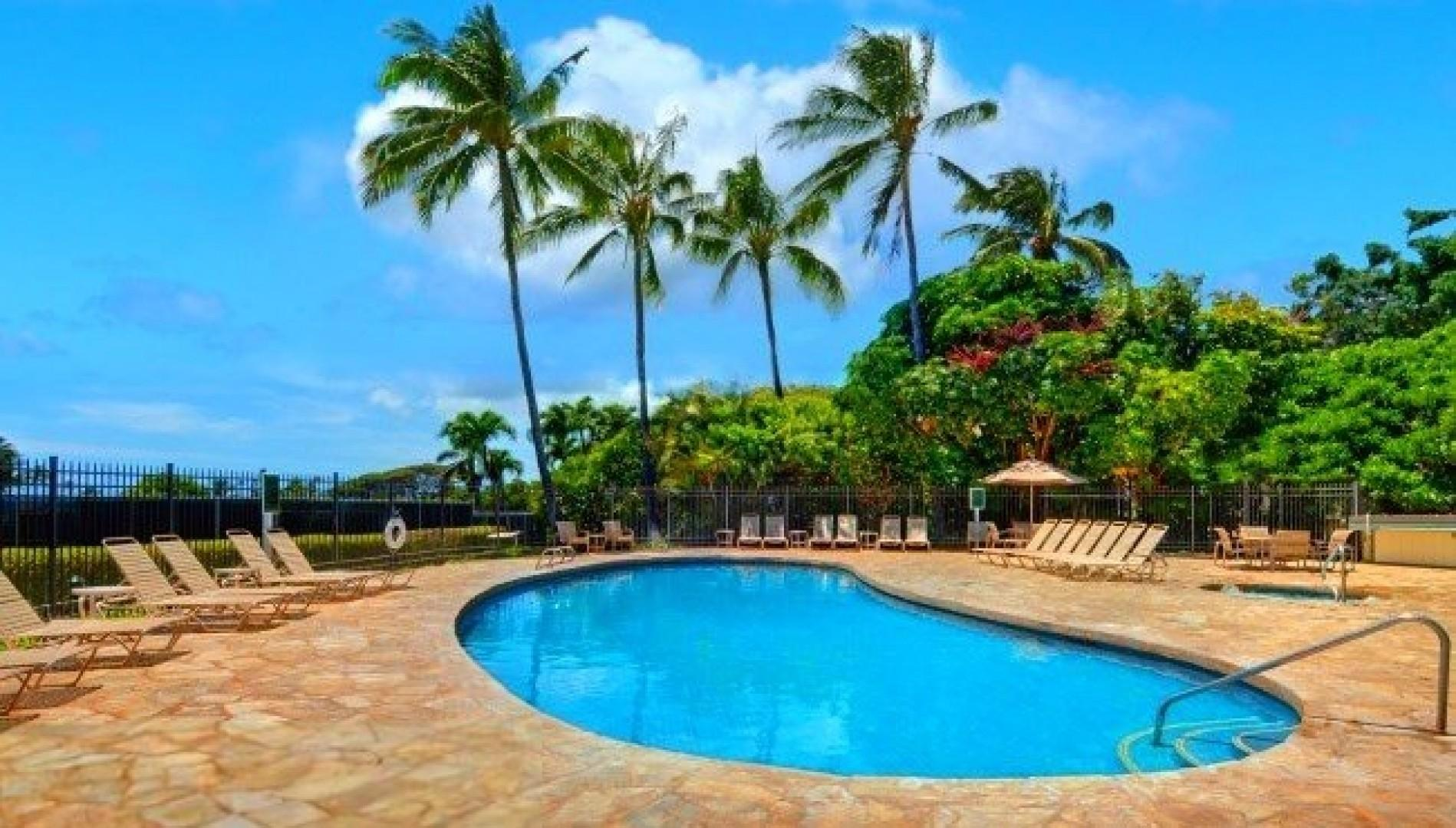 Poipu Kai Association Pool