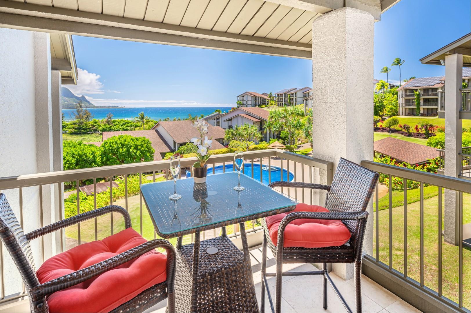 Junior Suite Lanai View