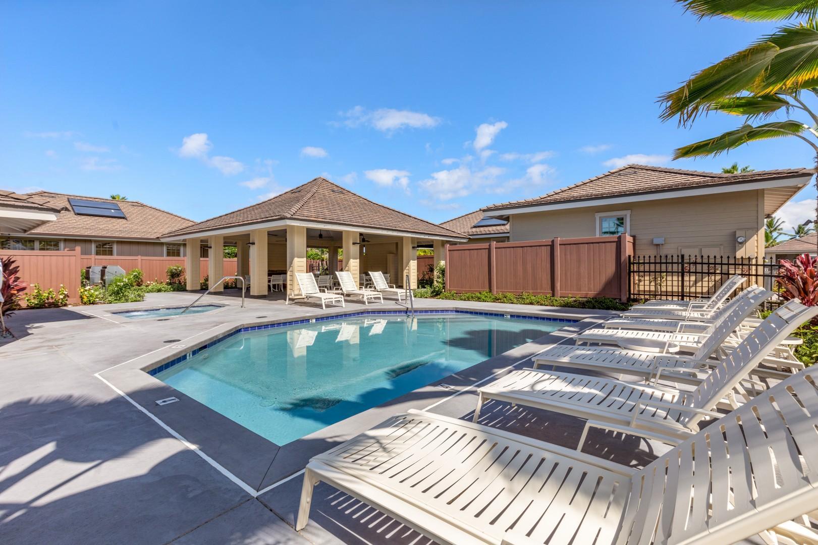 Holua Kai Community Pool and Spa