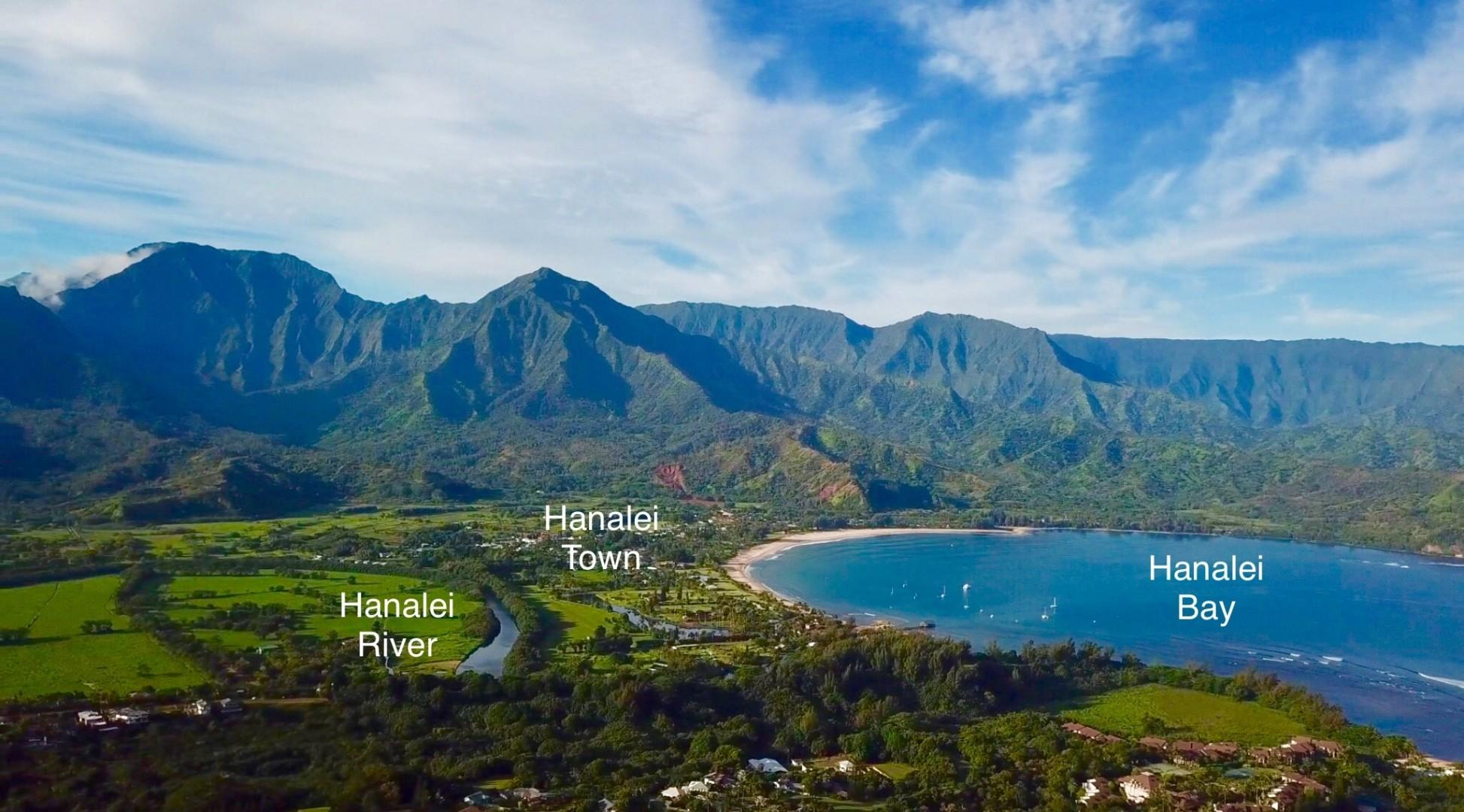 Situated on Kauai's Beautiful North Hsore