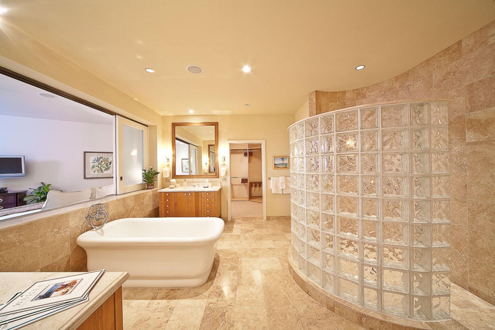 Sandy Surf K508 - Ocean View Master Bedroom Bathroom