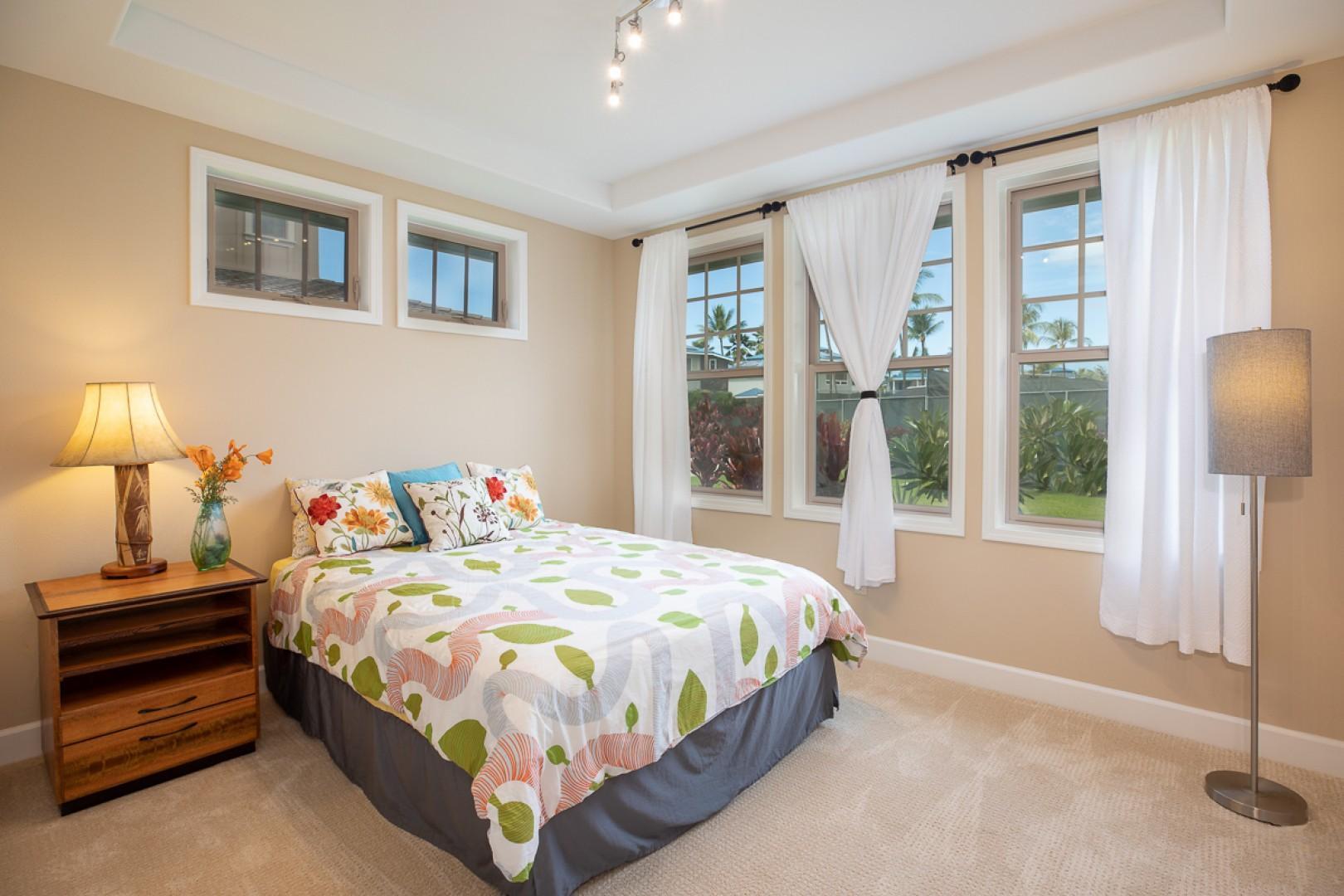 Third Bedroom comfortable  queen bed