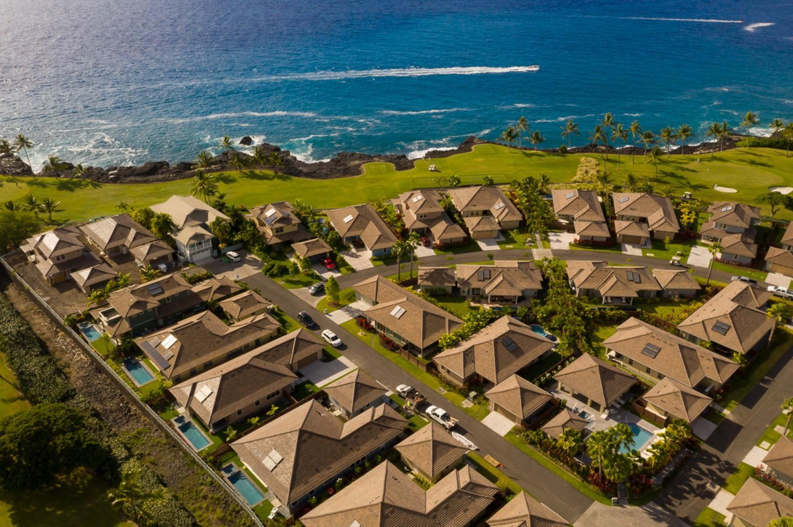 Holua Kai community