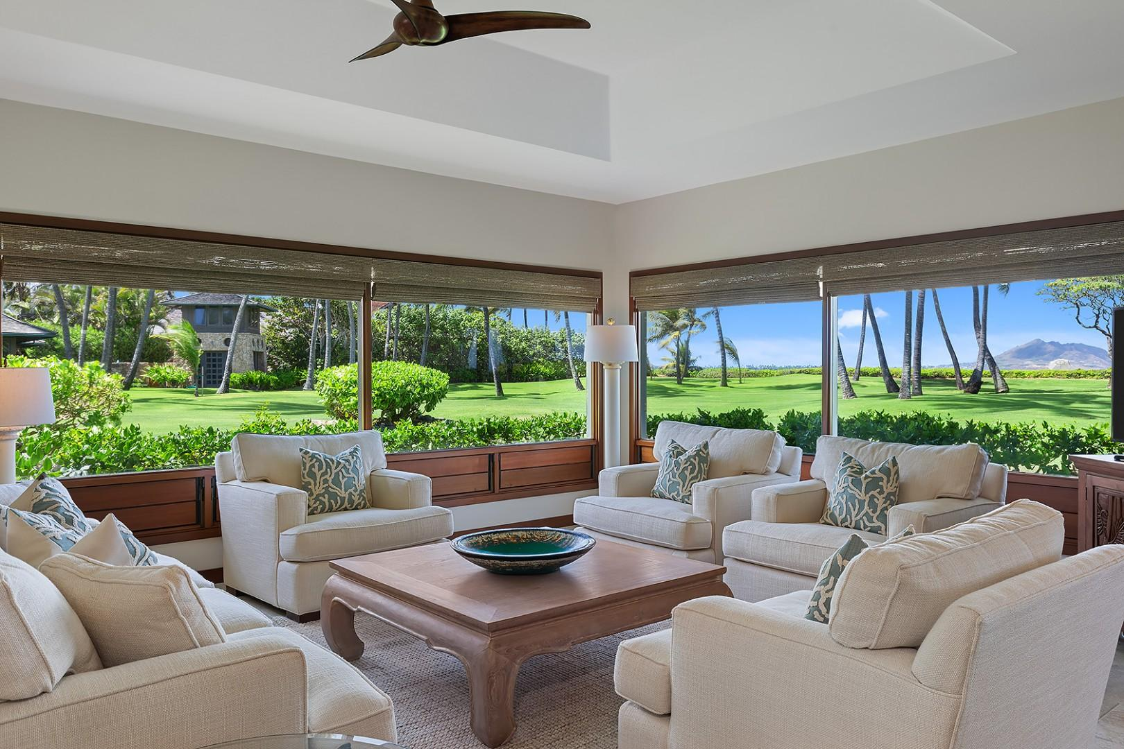 Beach House - Formal Living