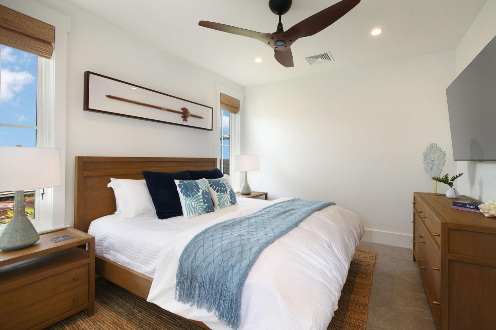 Guest bedroom 3 with ensuite bathroom