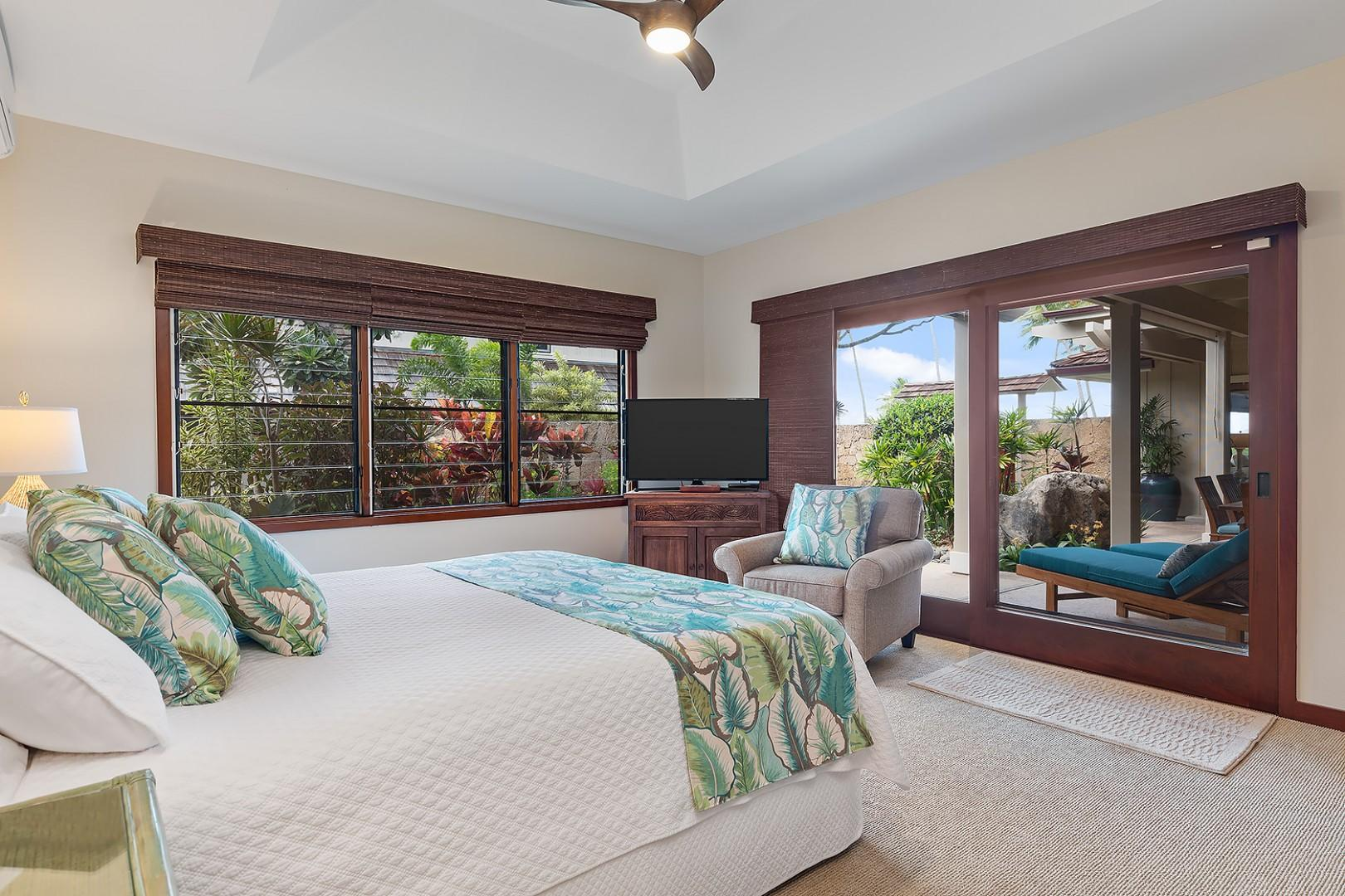 Beach House - Guest Bedroom