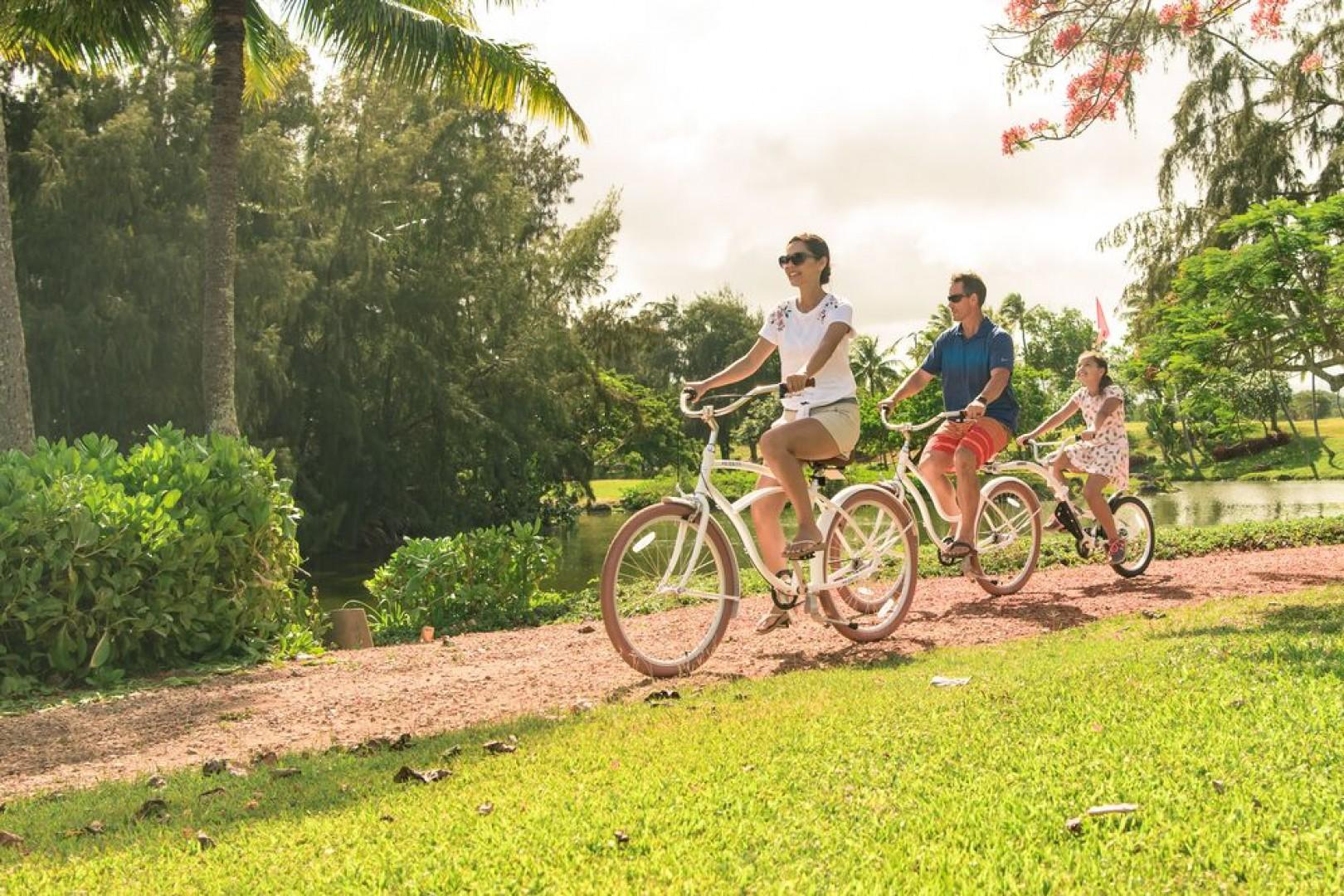 Hokuala also offers a variety of island adventures and activities.
