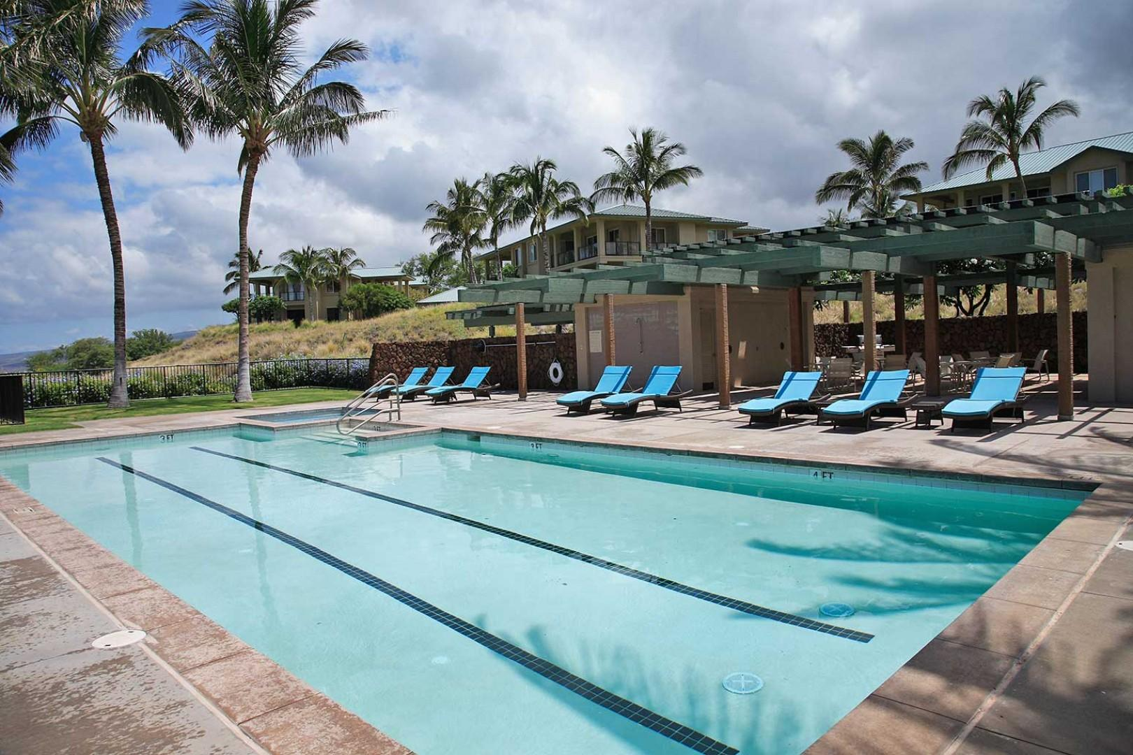 Kumulani Pool, free access for guests of Kumulani.