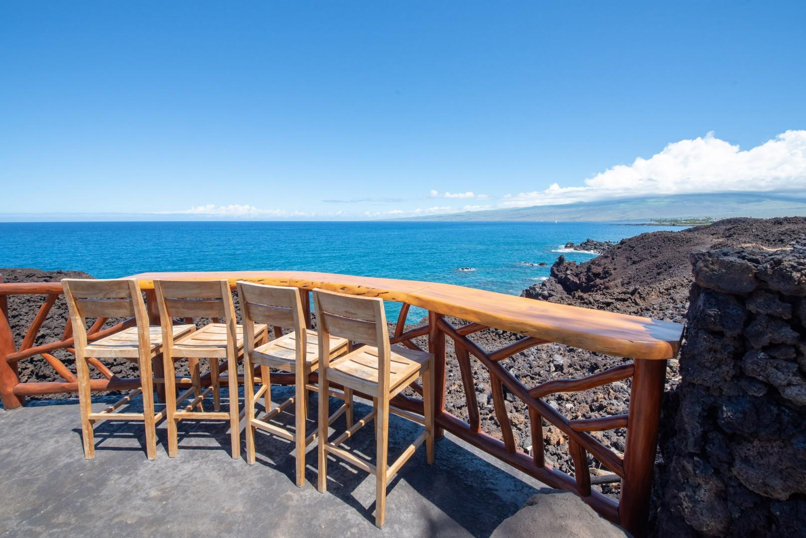 The Grotto Amenity Center Ocean and Epic Whale Watching Seats