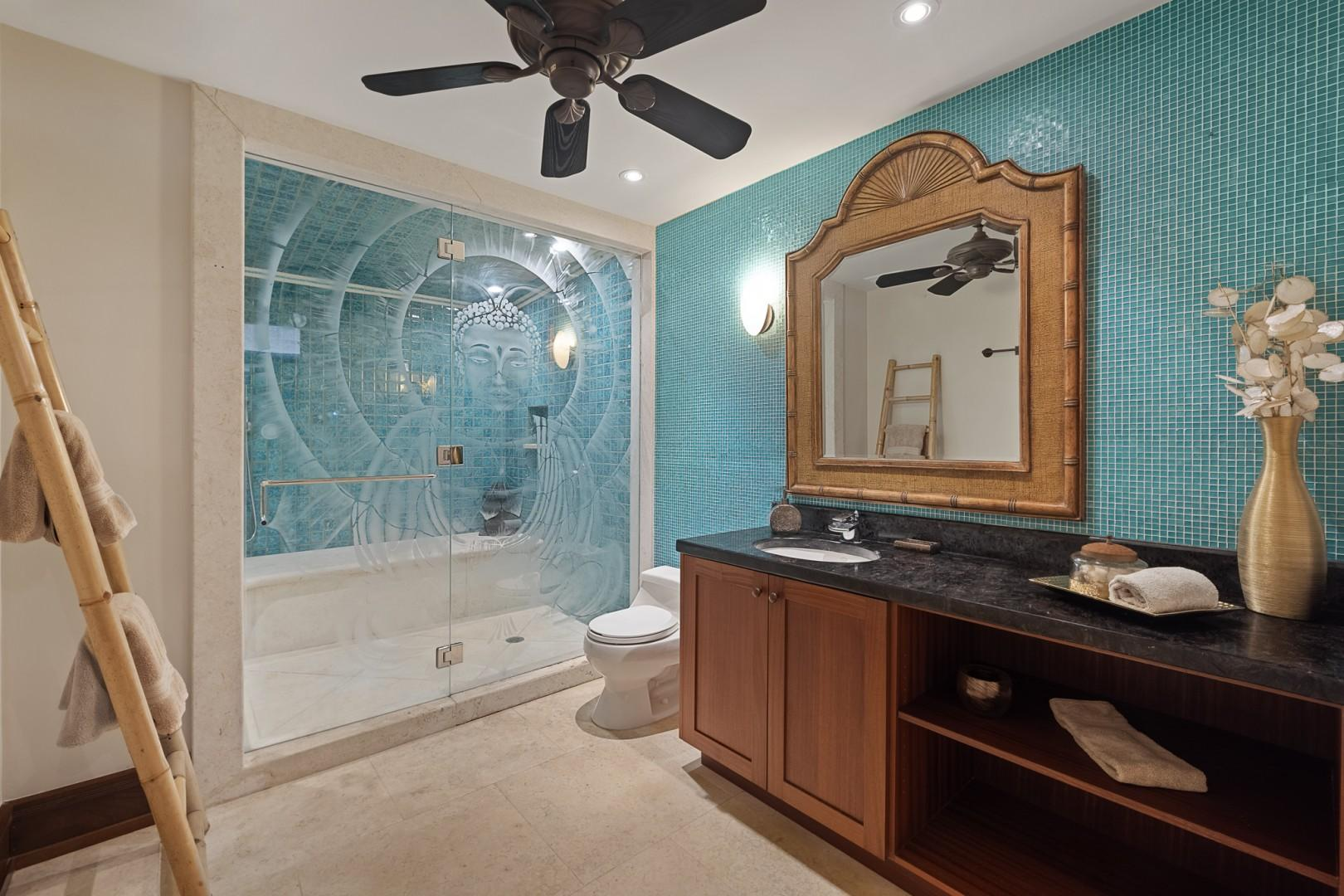 Guest Bathroom Downstairs Shared
