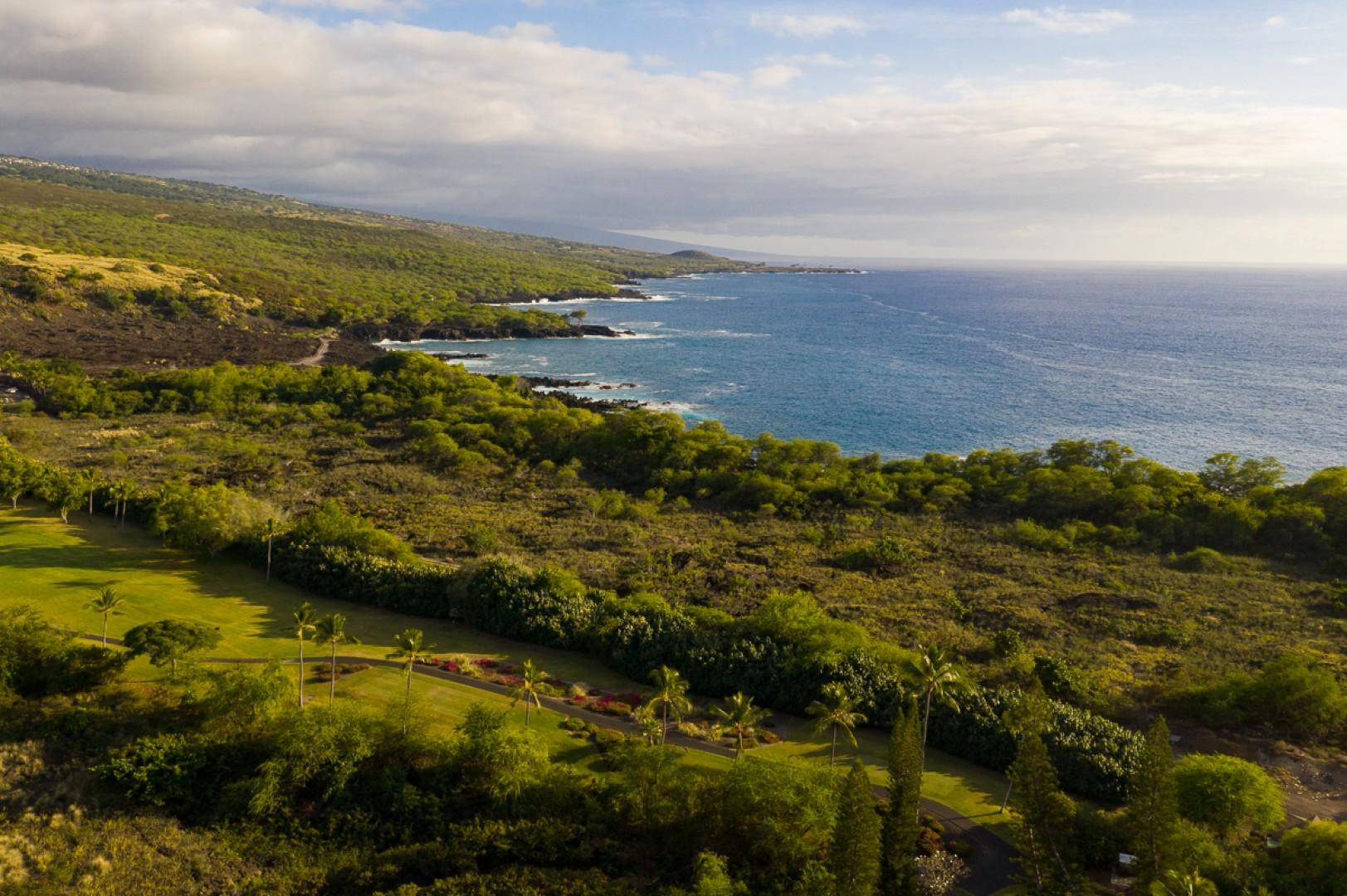 Enjoy the magic of the Big Island