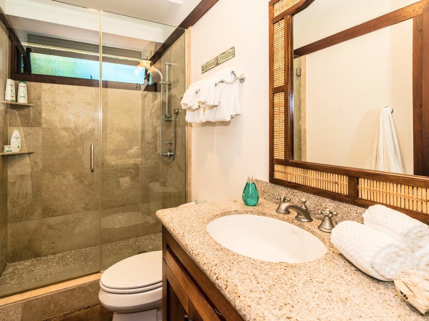 18 - Shared Guest Bathroom downstairs