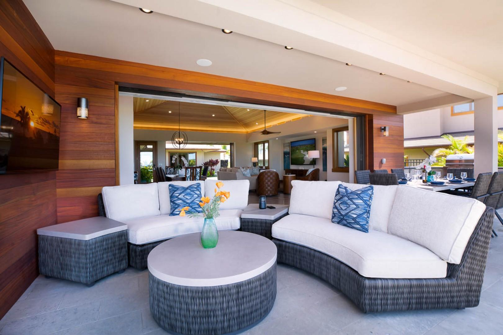 Lounge in style