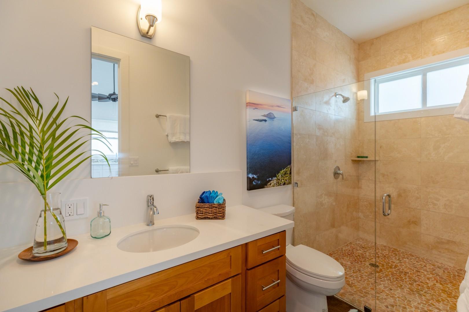 Studio Guest Bathroom