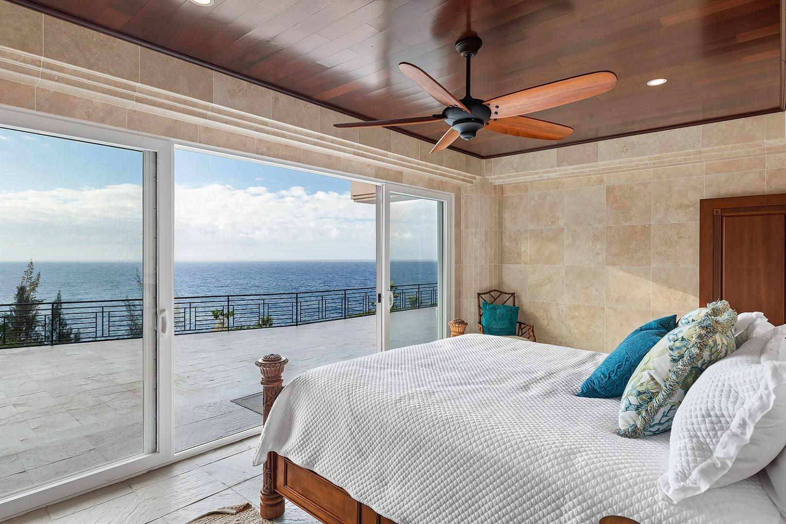 Wake up to the ocean