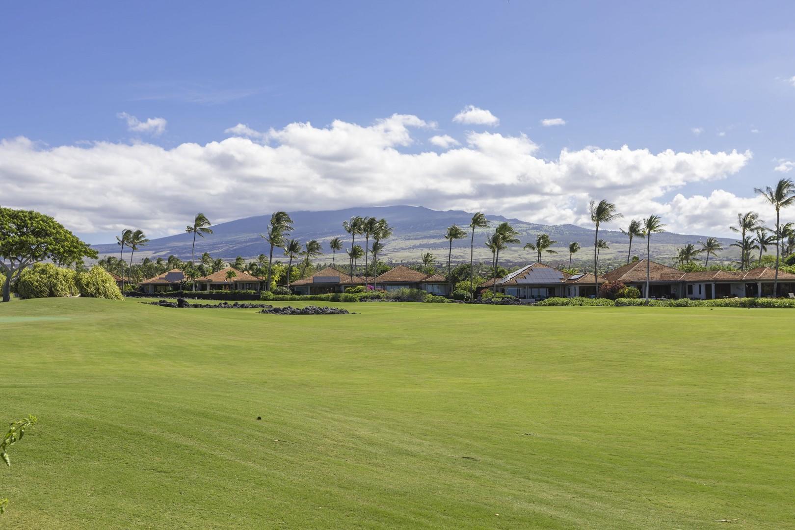 Views of Hualalai