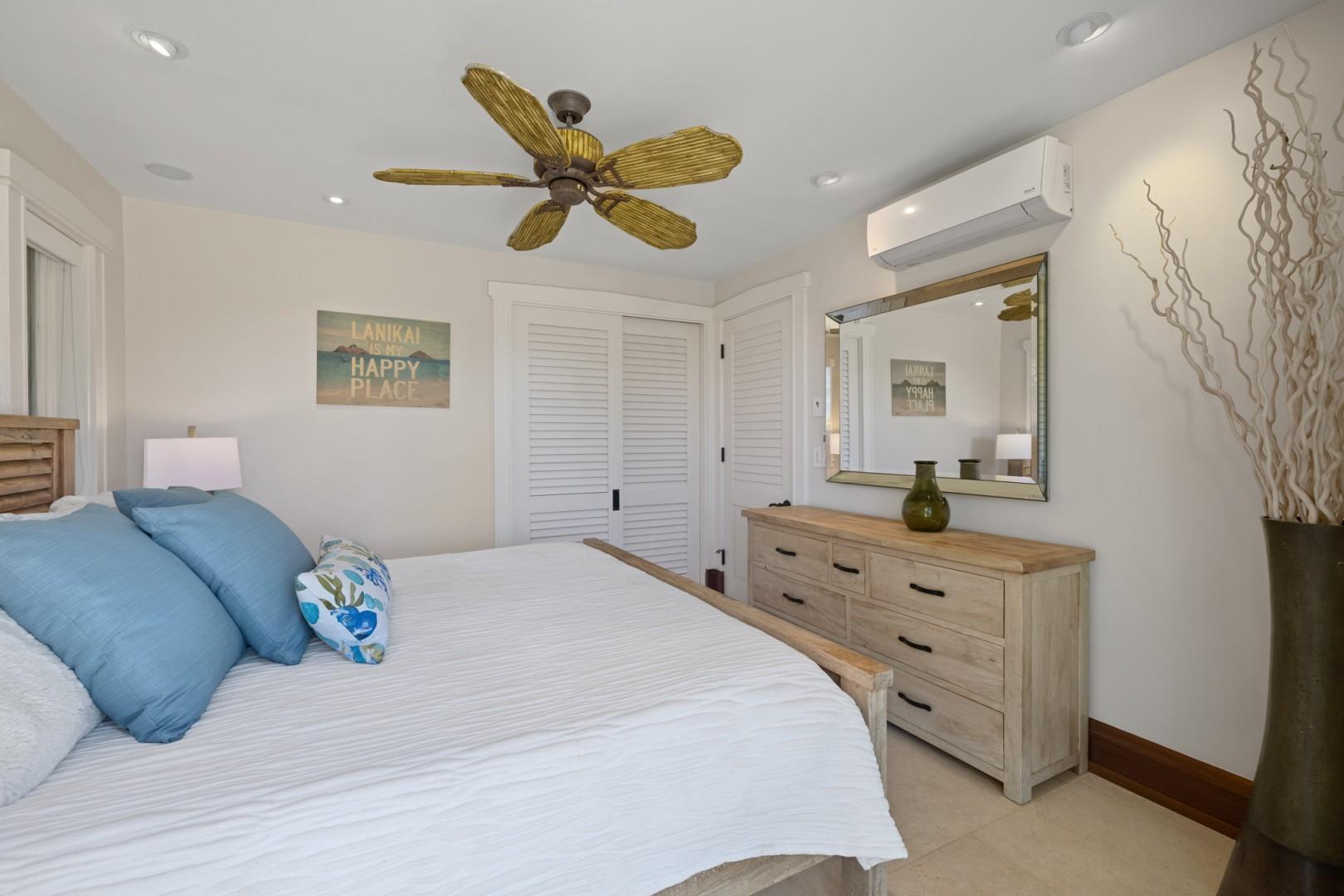 Guest Bedroom Downstairs King