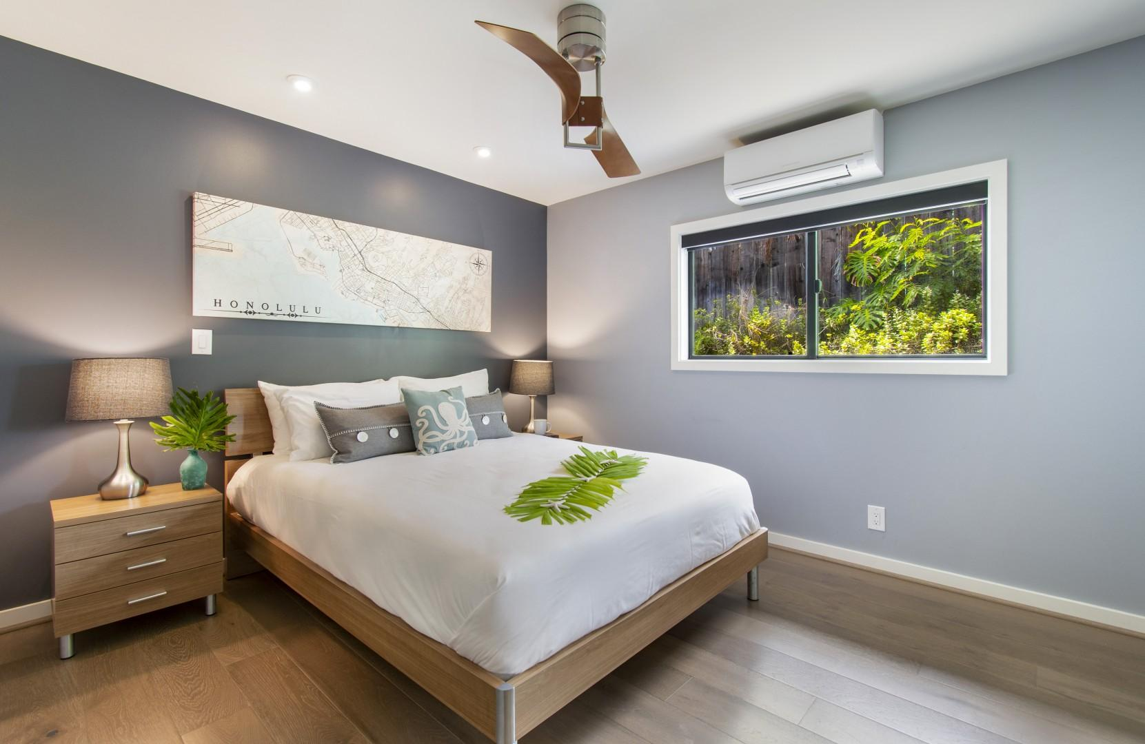 Bedroom Three - Queen bed