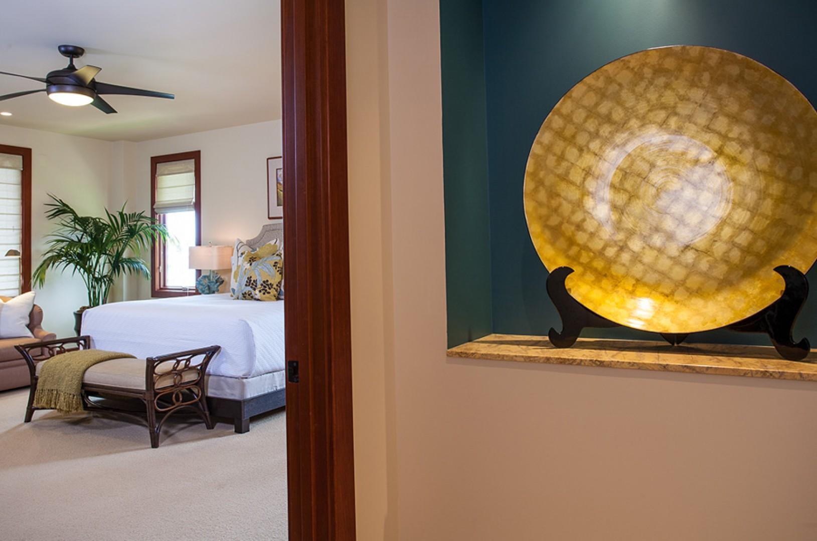 Sun Splash C301 - Enter Into The Ocean View Master Bedroom