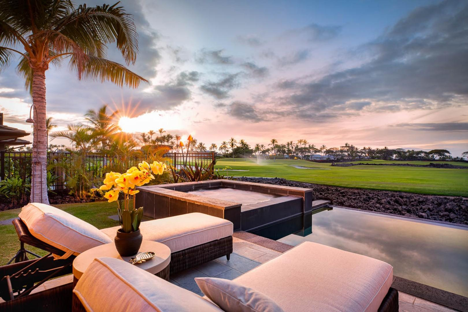 Welcome to Laule'a #5 at the Mauna Lani Resort