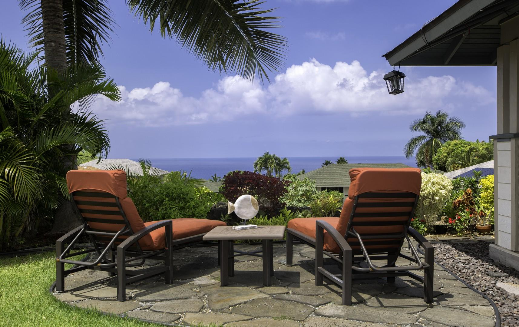 Relax with a view!