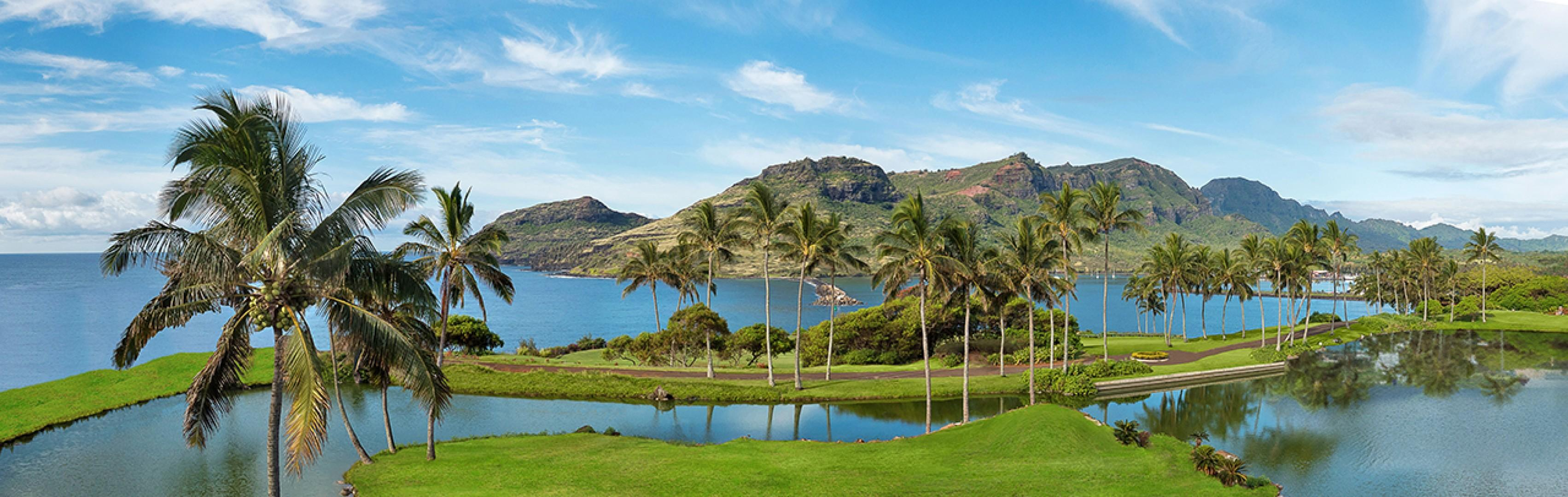 Hokuala is the premier golf resort on Kauai.