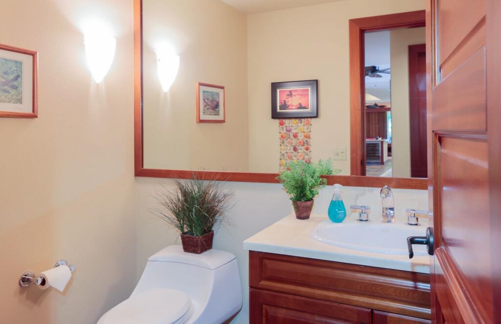 Third master en suite with walk-in shower