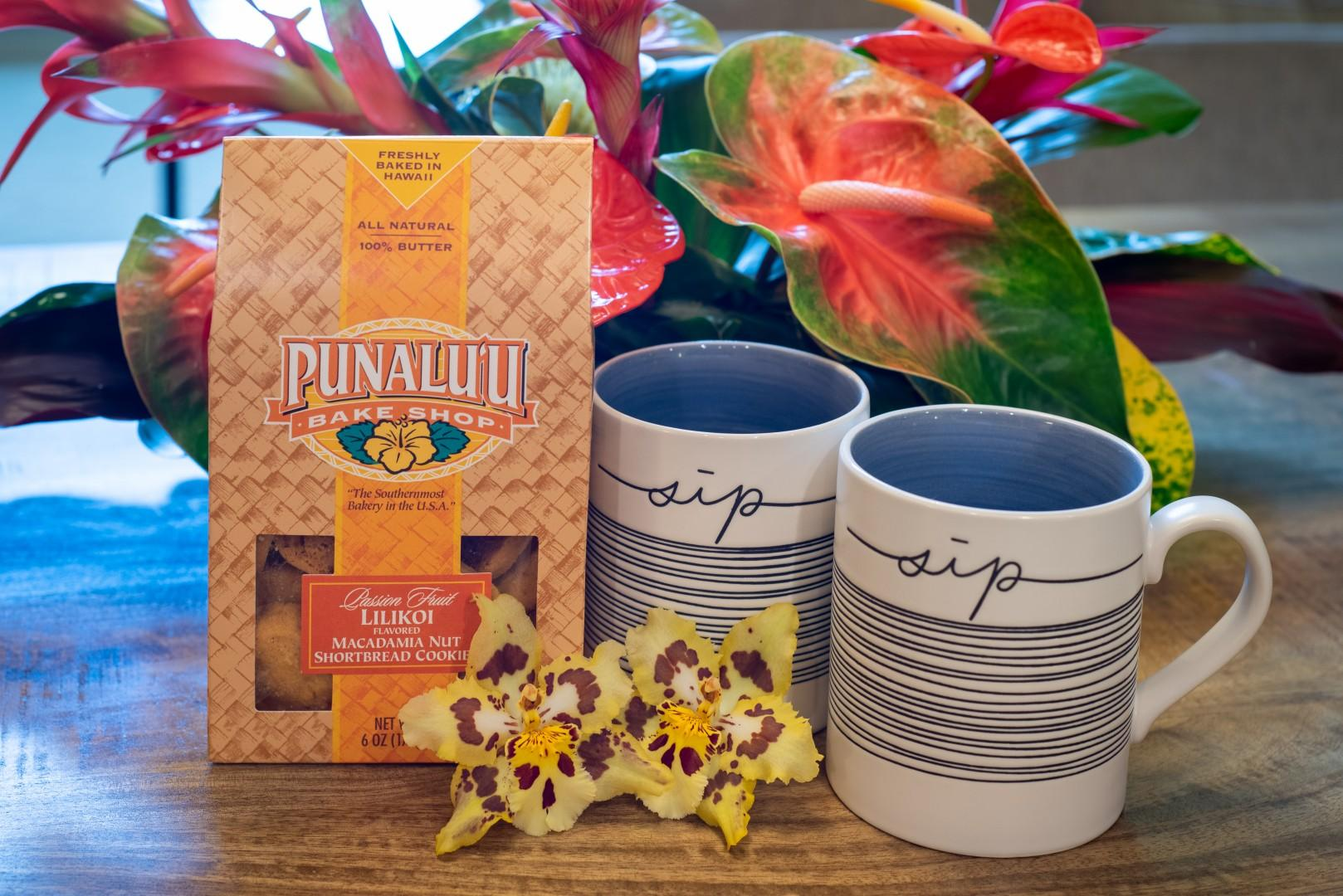 Sip & Savor the Many Treats and Delights of The Big Island!