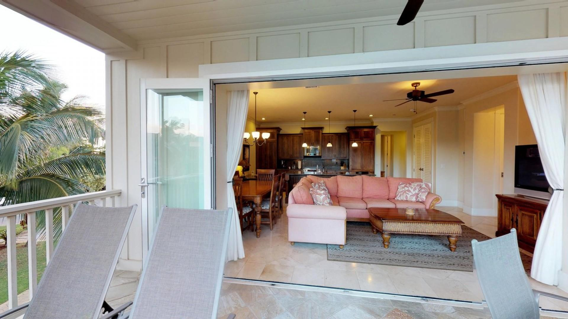 Interior View From The Lanai