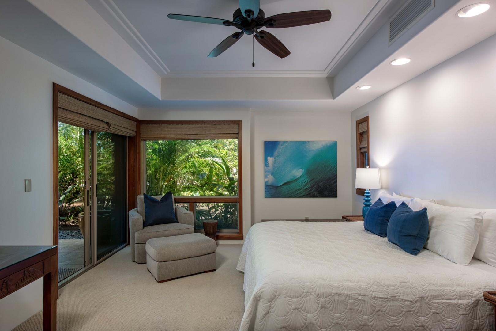 Alternate view of second bedroom.