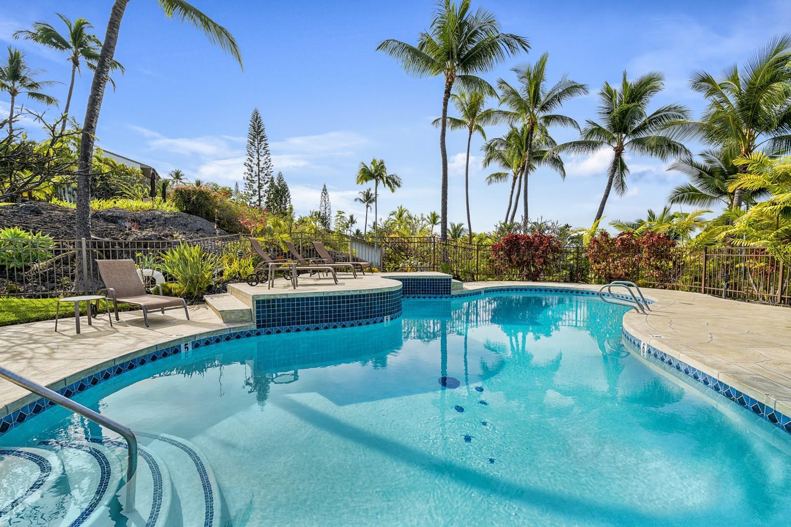 Keauhou Resort Pool