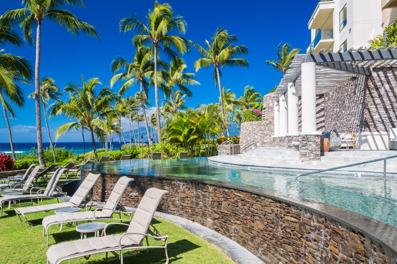 Montage Kapalua Bay Beach Club Pool & Bar For All Guests