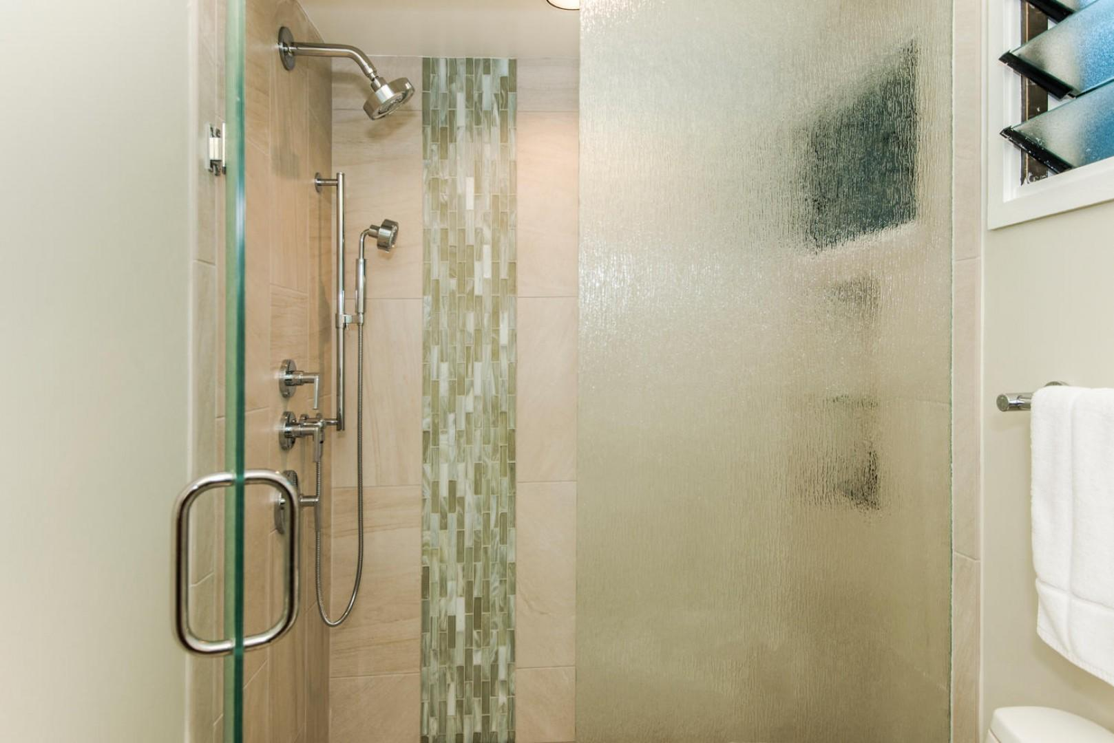 Pool House - Newly Remodeled Bathroom