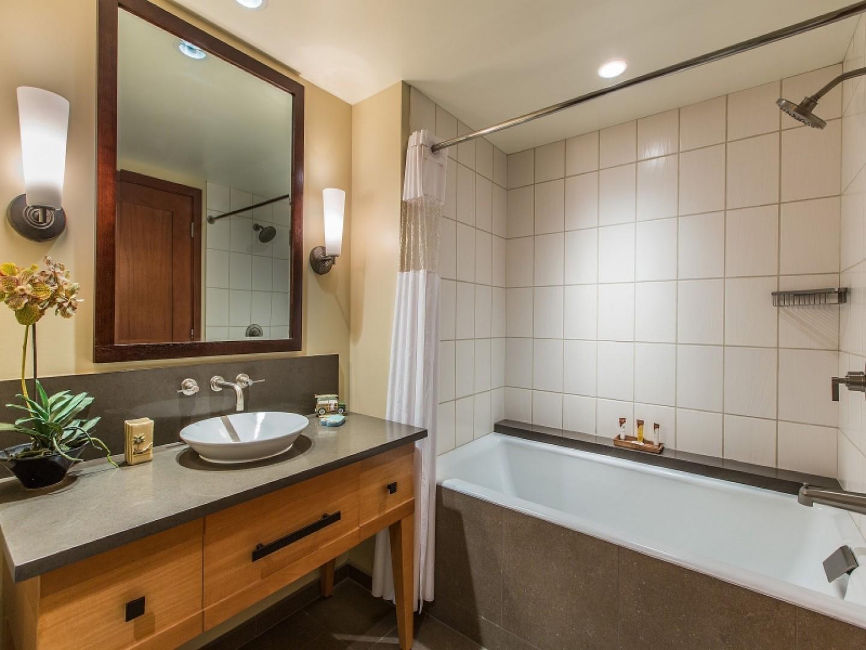 2nd full bathroom