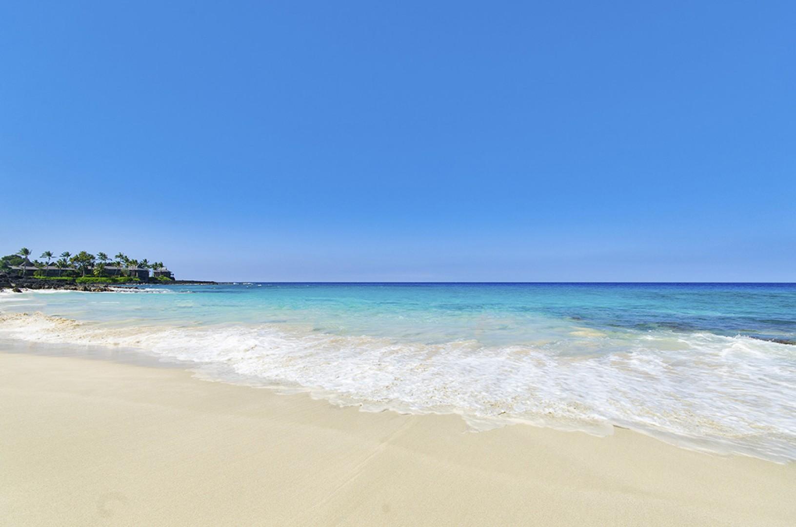 Magic Sands Beach facing South