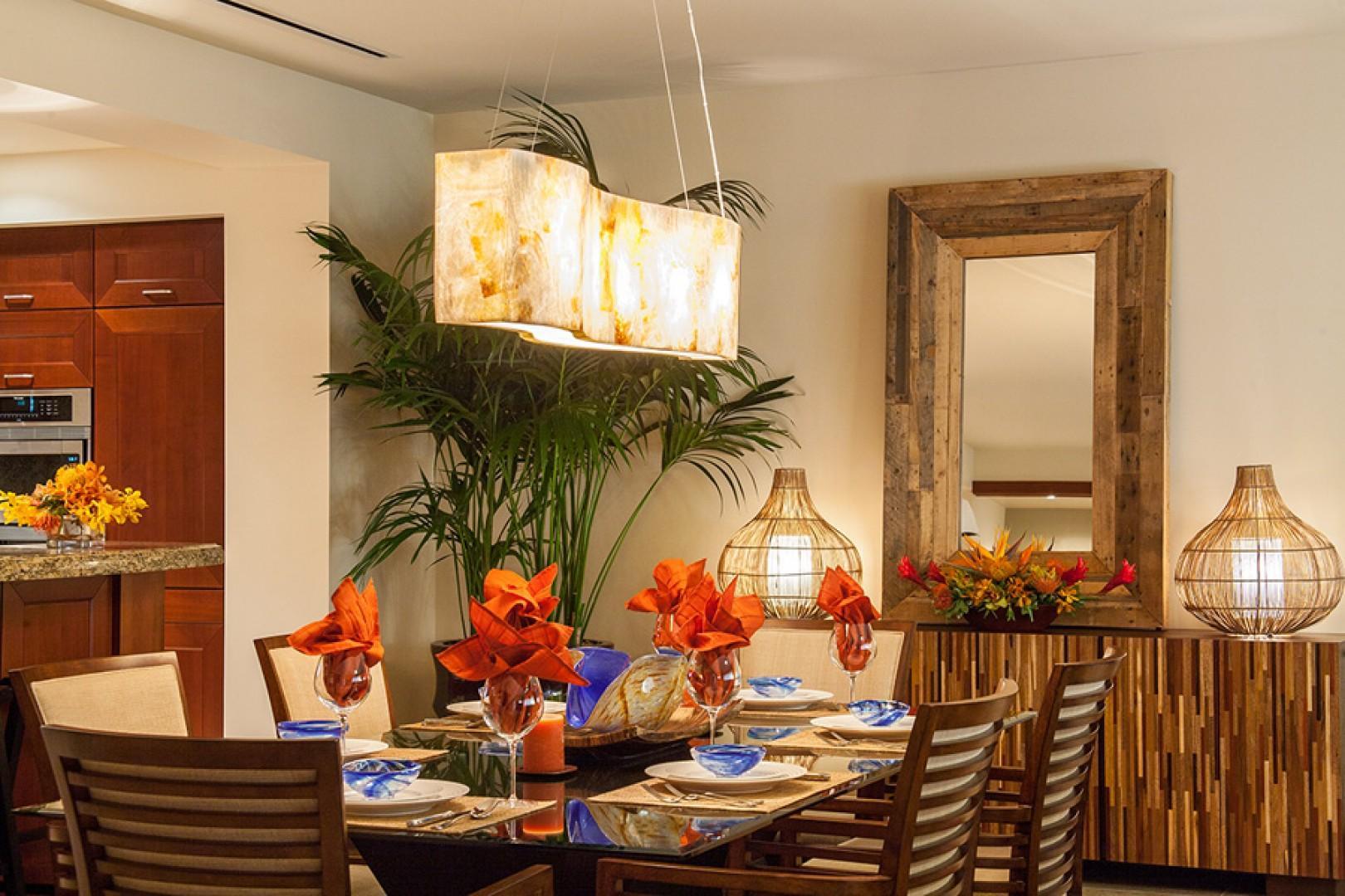 Sun Splash C301 Indoor Dining For Six