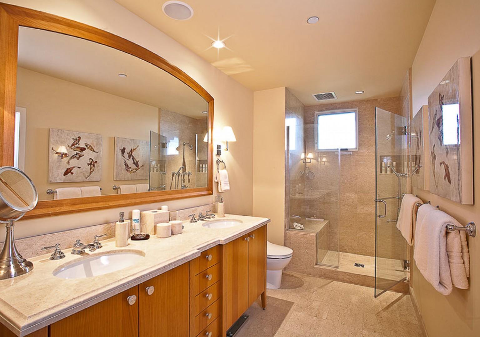 Sandy Surf K508 - Second Master Bedroom Bathroom