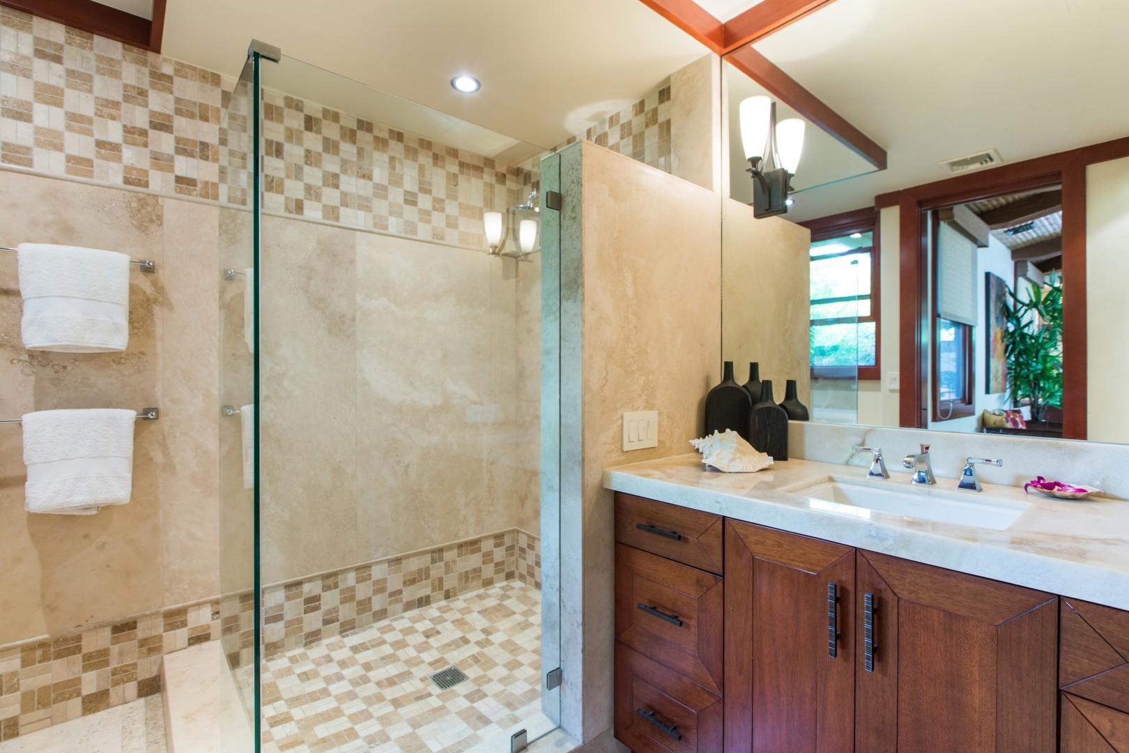 Upstairs Guest Room Bathroom
