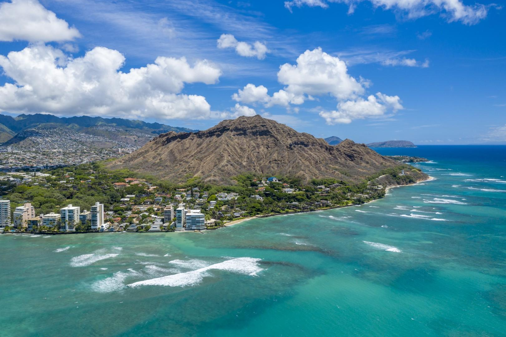 Diamond Head.