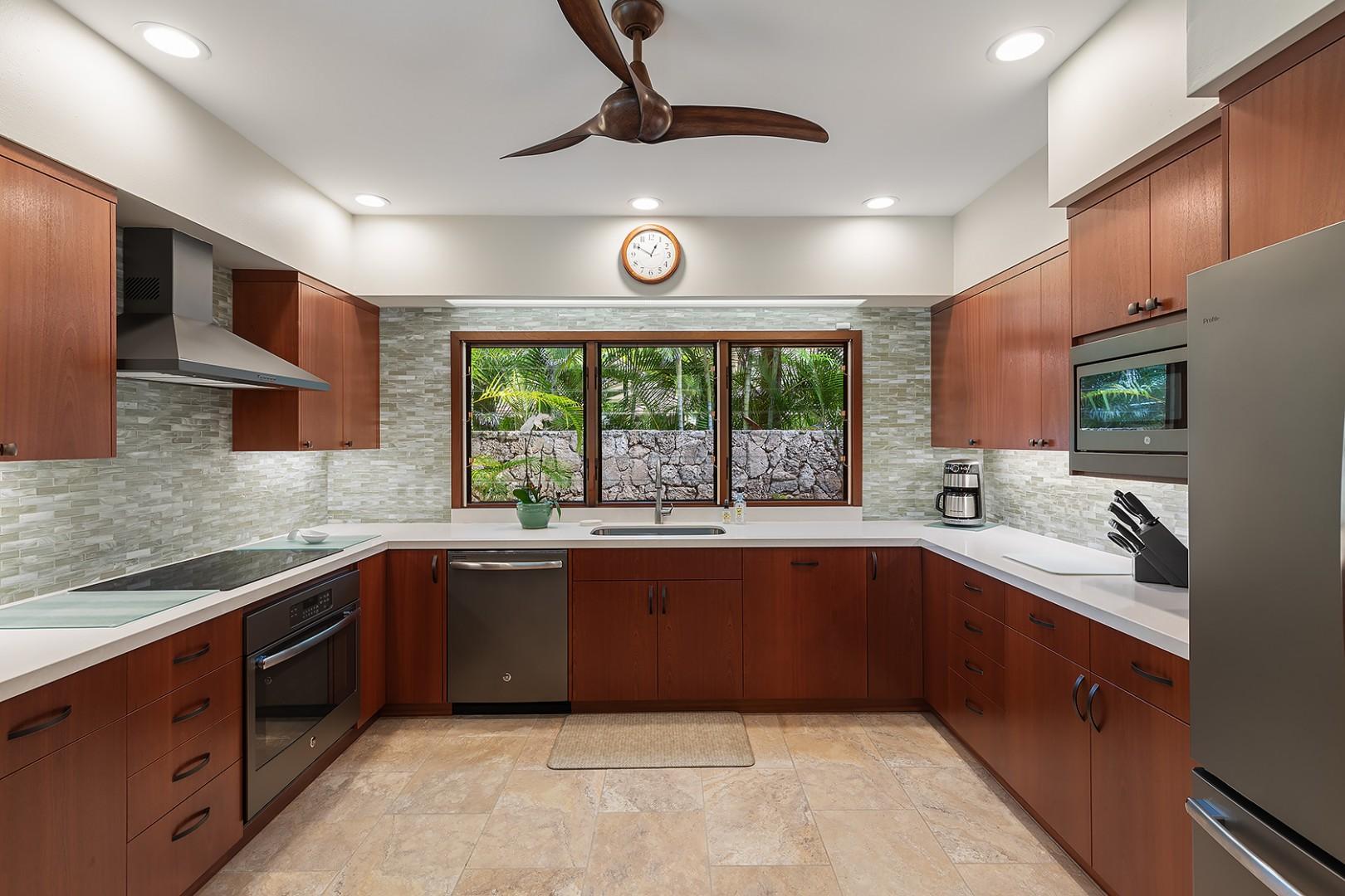 Tennis House - Kitchen