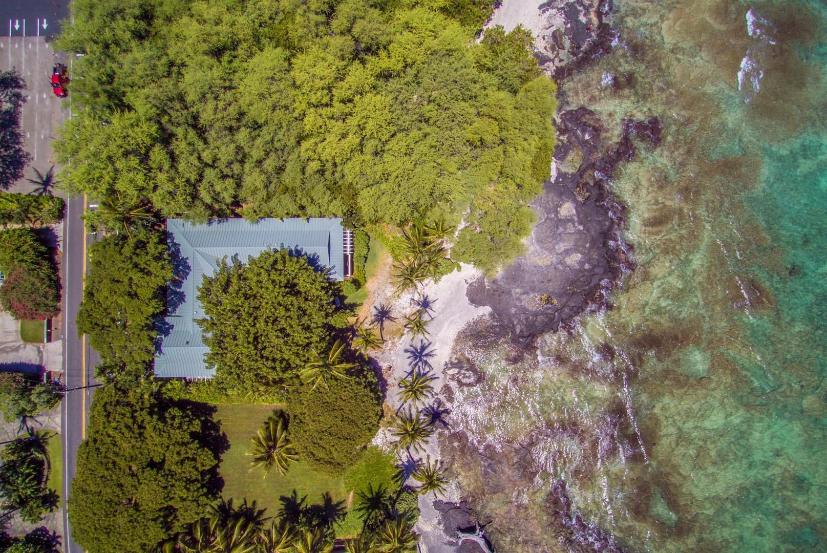 An Enticing Birds-eye View of Puako 74