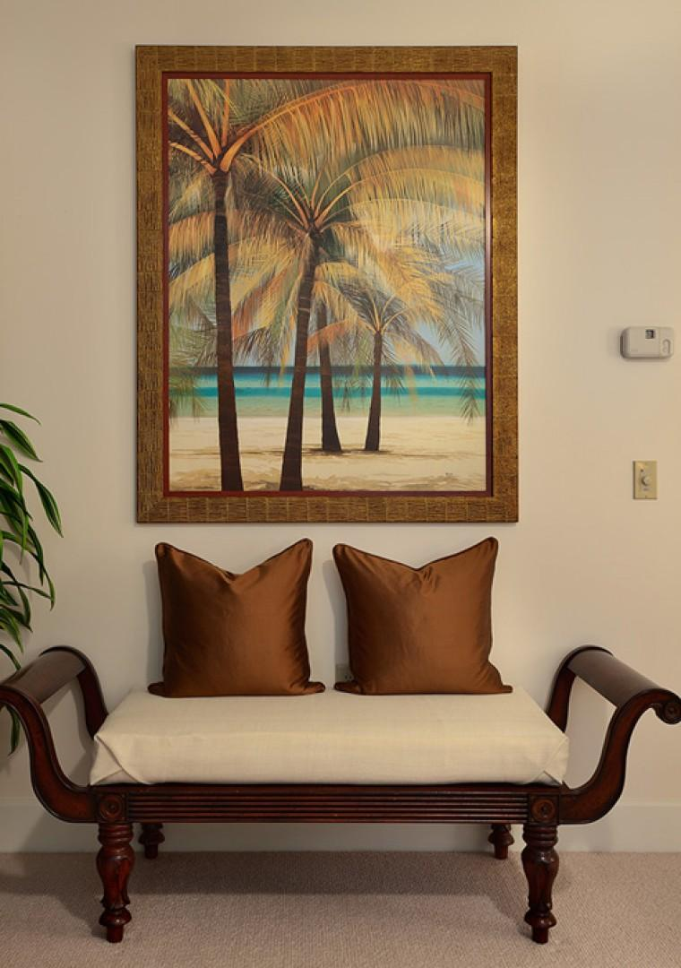 Grand Seascape K407 - Elegant Modern Tropical Decor Throughout