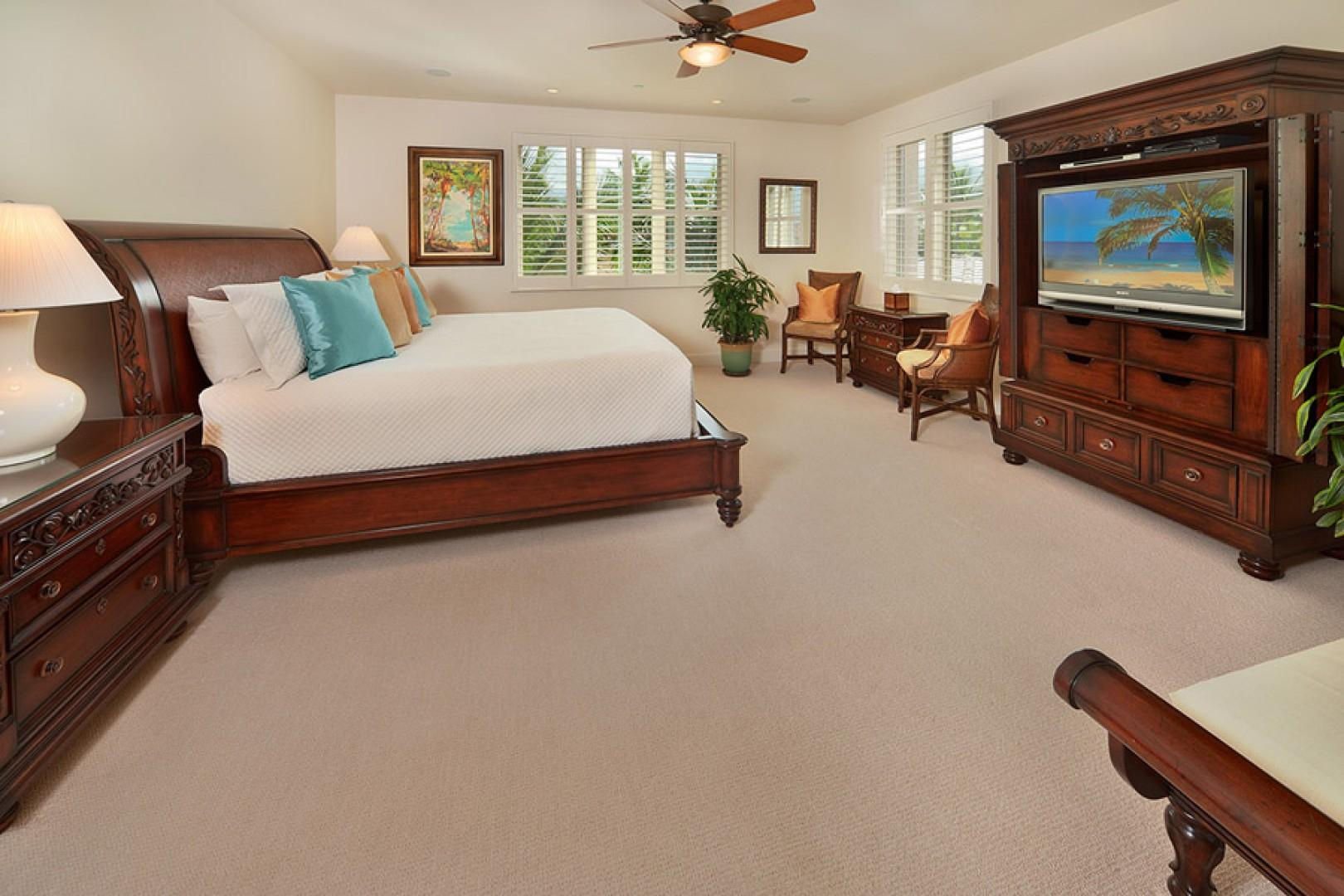 Grand Seascape K407 Master King Bedroom