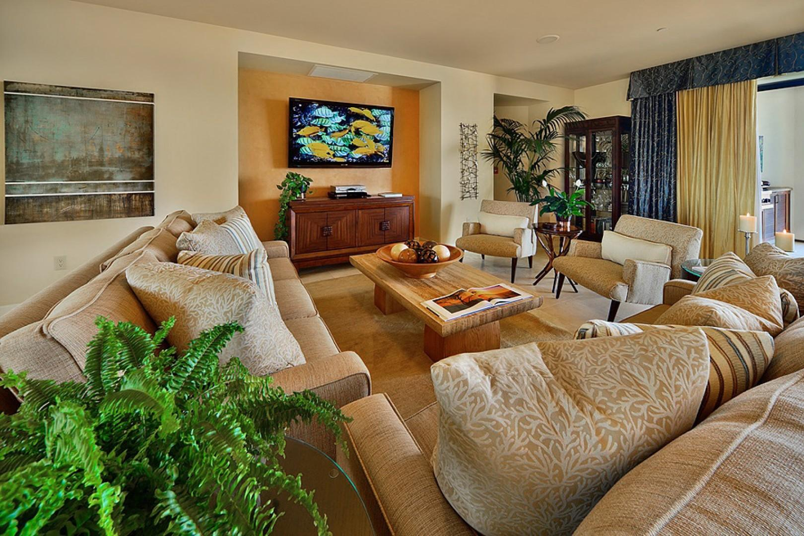 Another view of the Sandy Surf Great Room