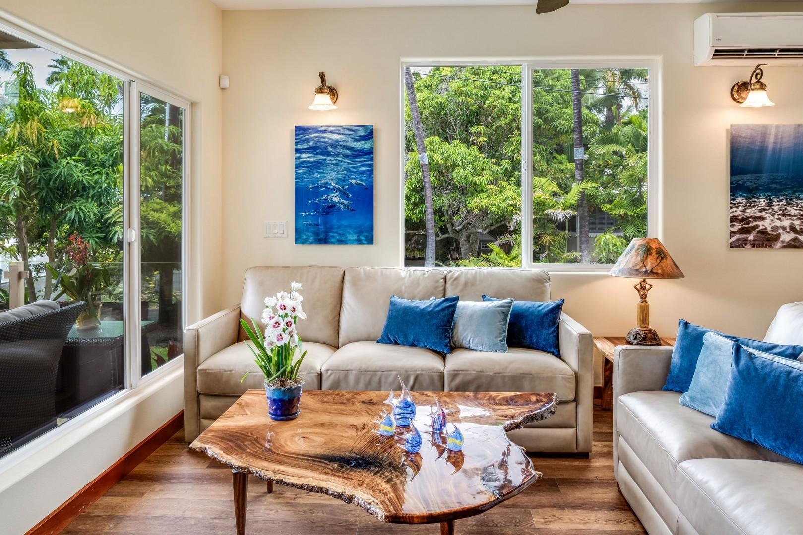 Hale Moku Living room
