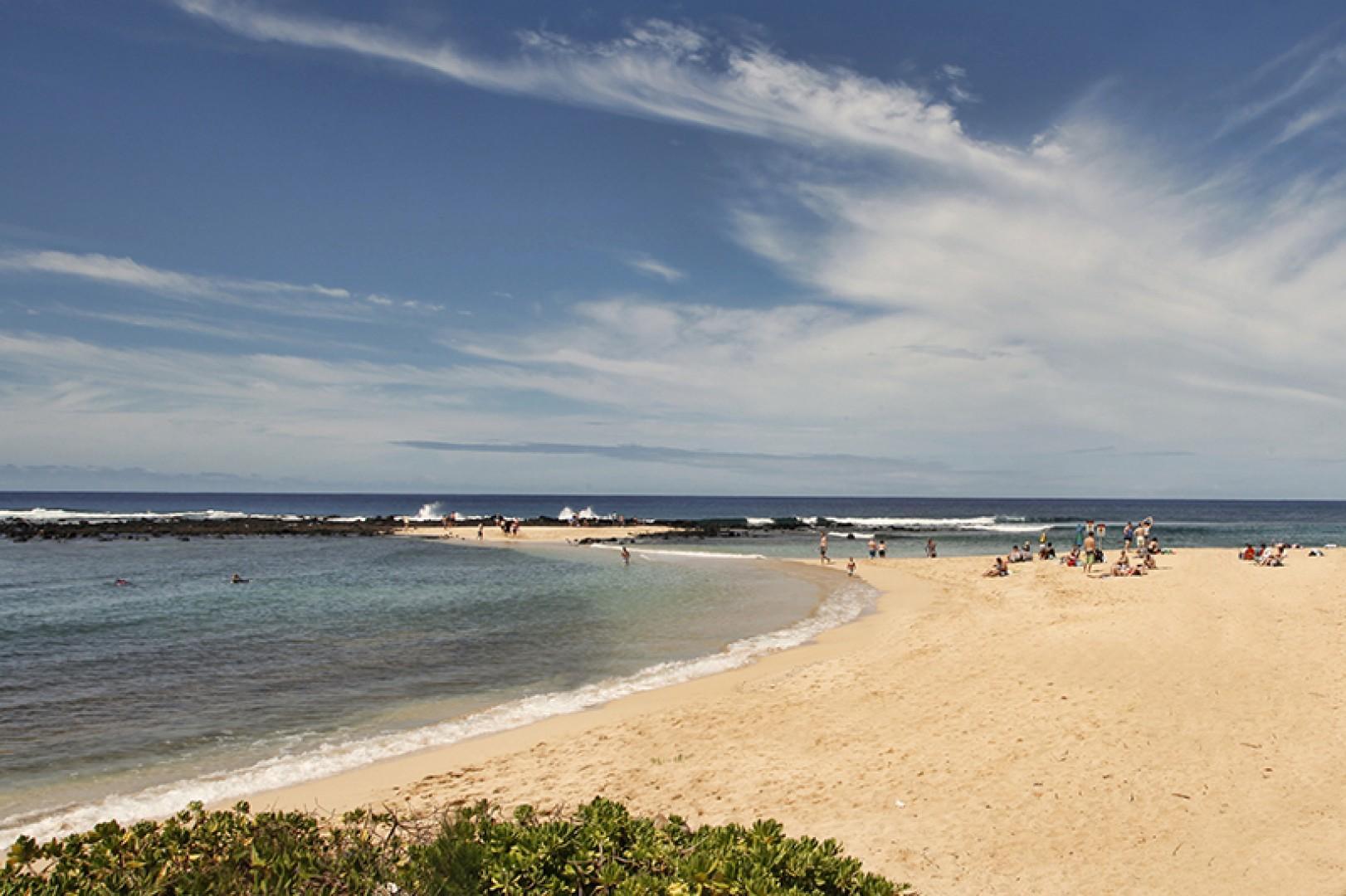 Beautiful Poipu Beach