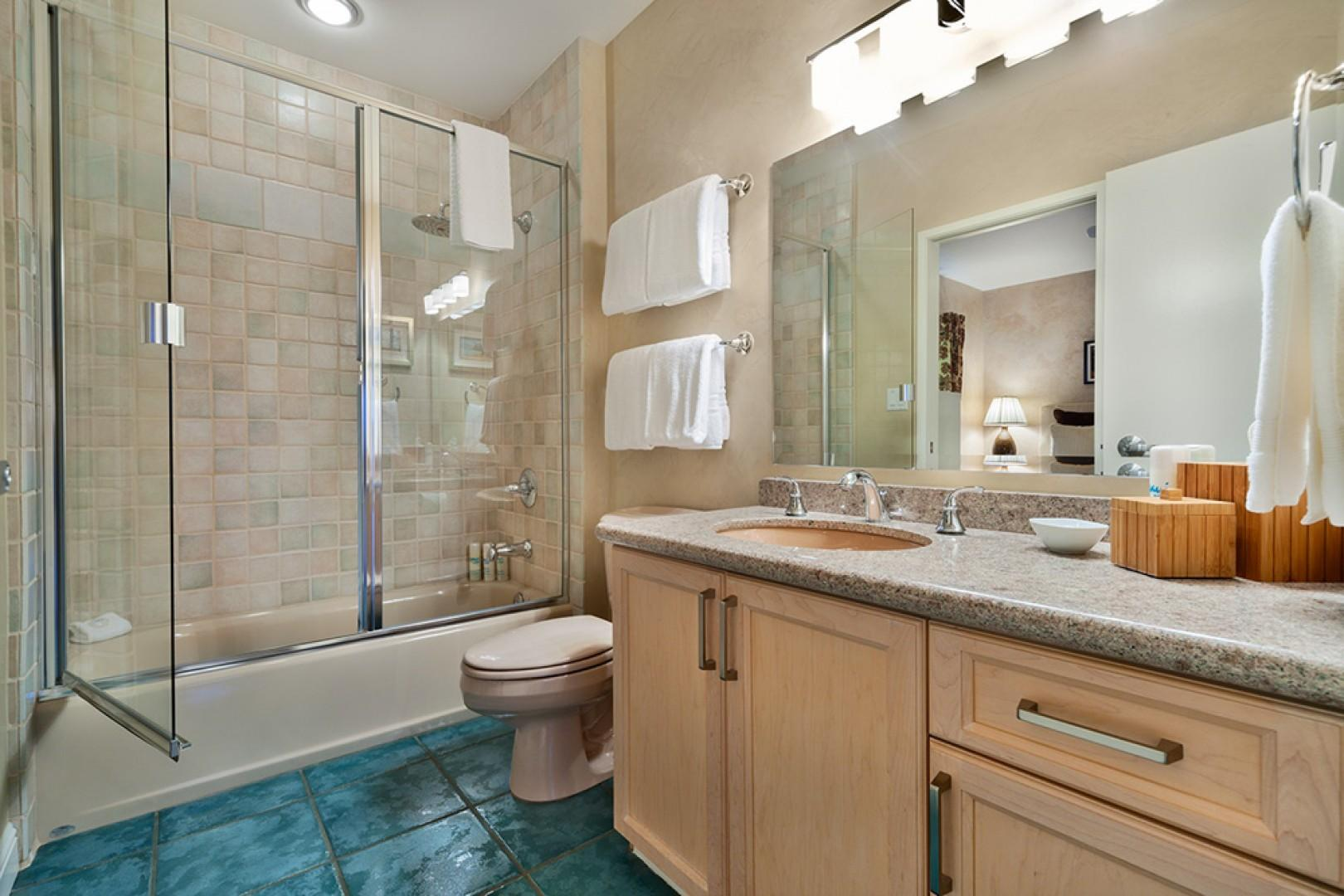 Third Bedroom Bath with Shower/Tub