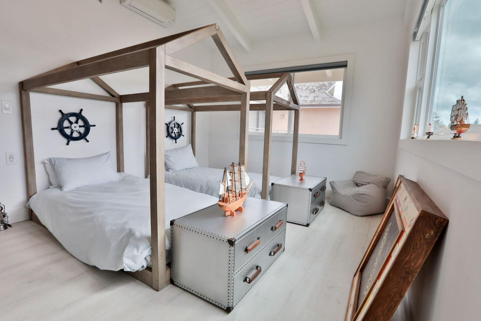 4th Guest Bedroom perfect for the little ones