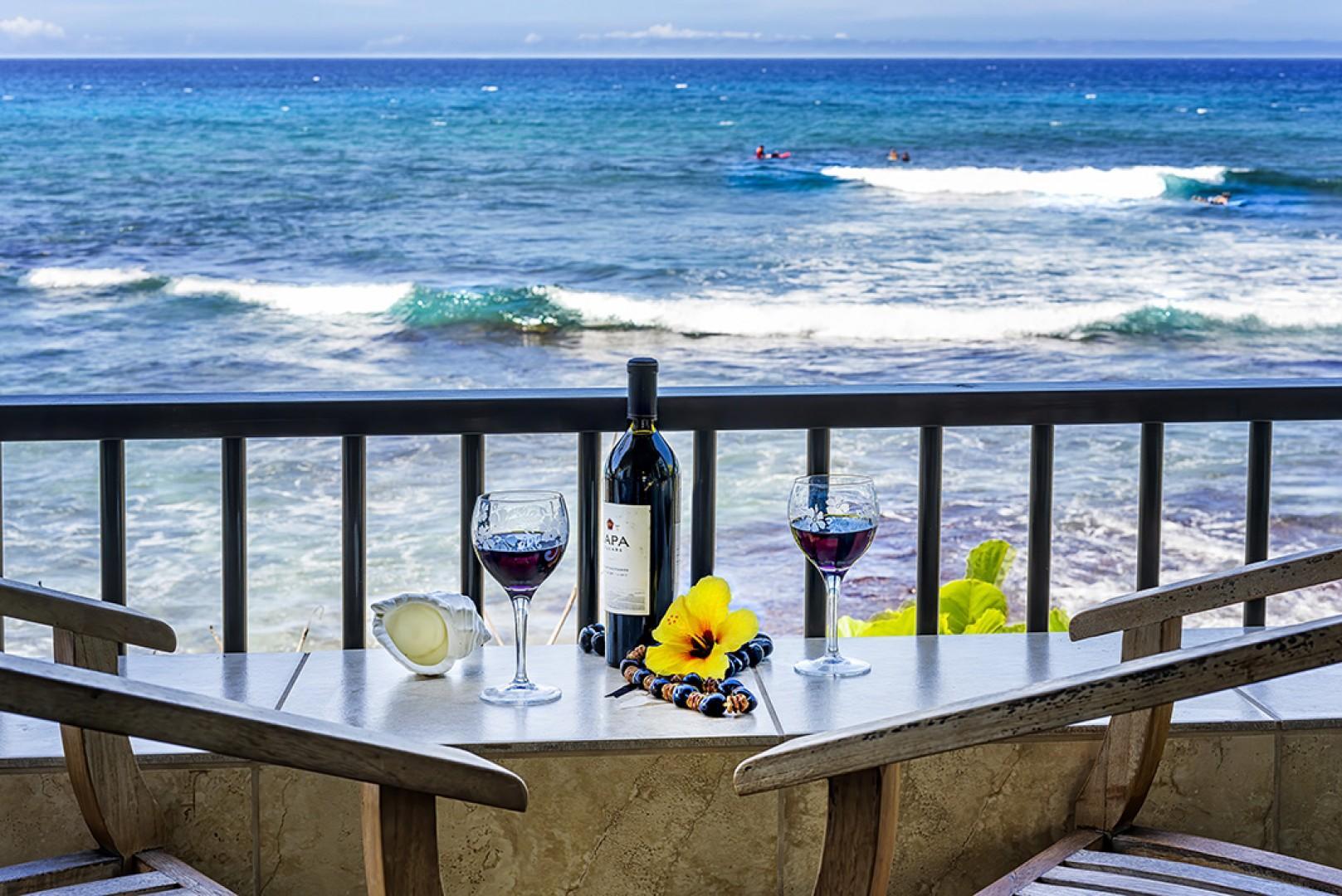Wine & Waves anyone!